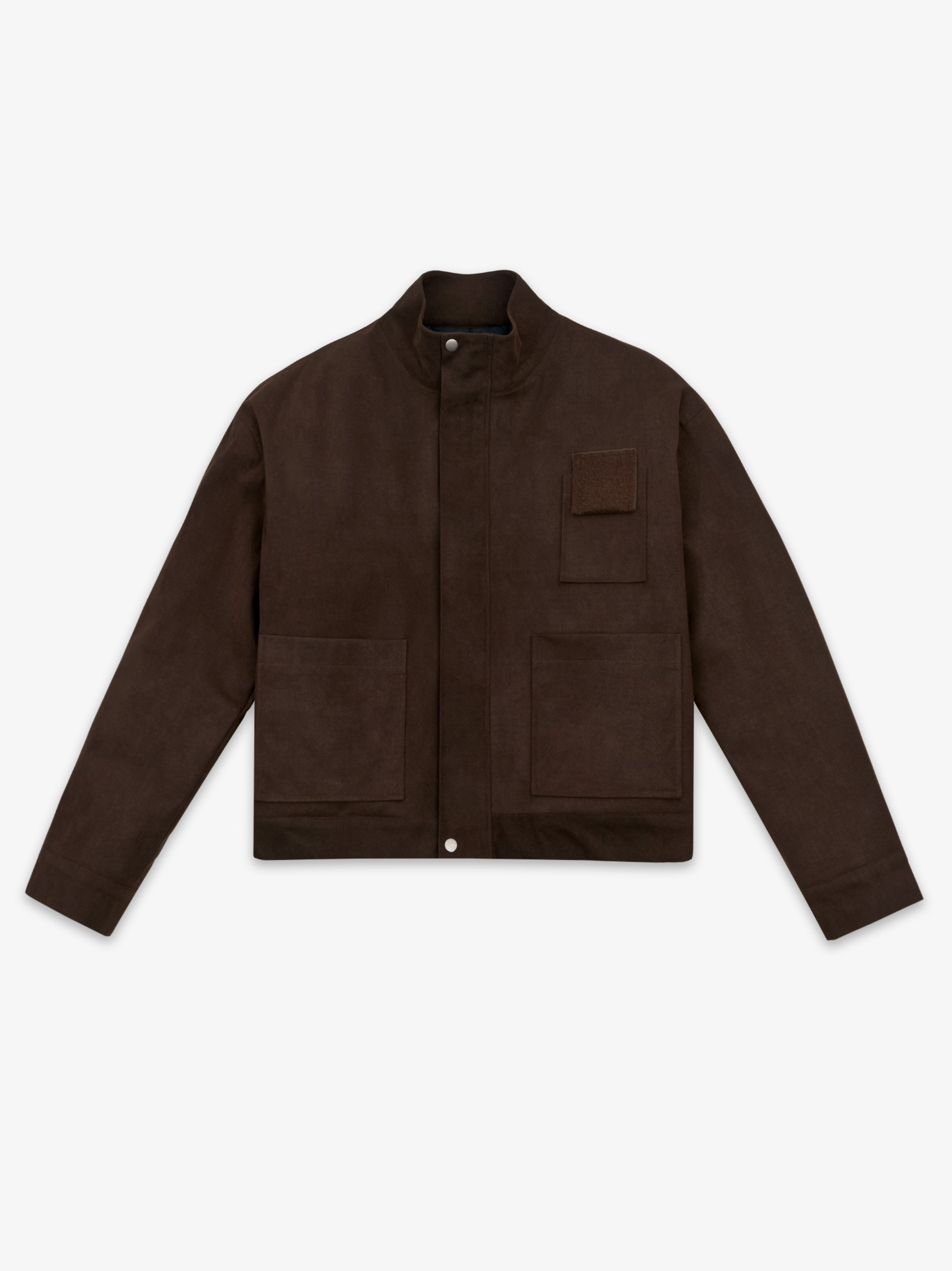 FYUCHR MOBILE JACKET(BROWN)