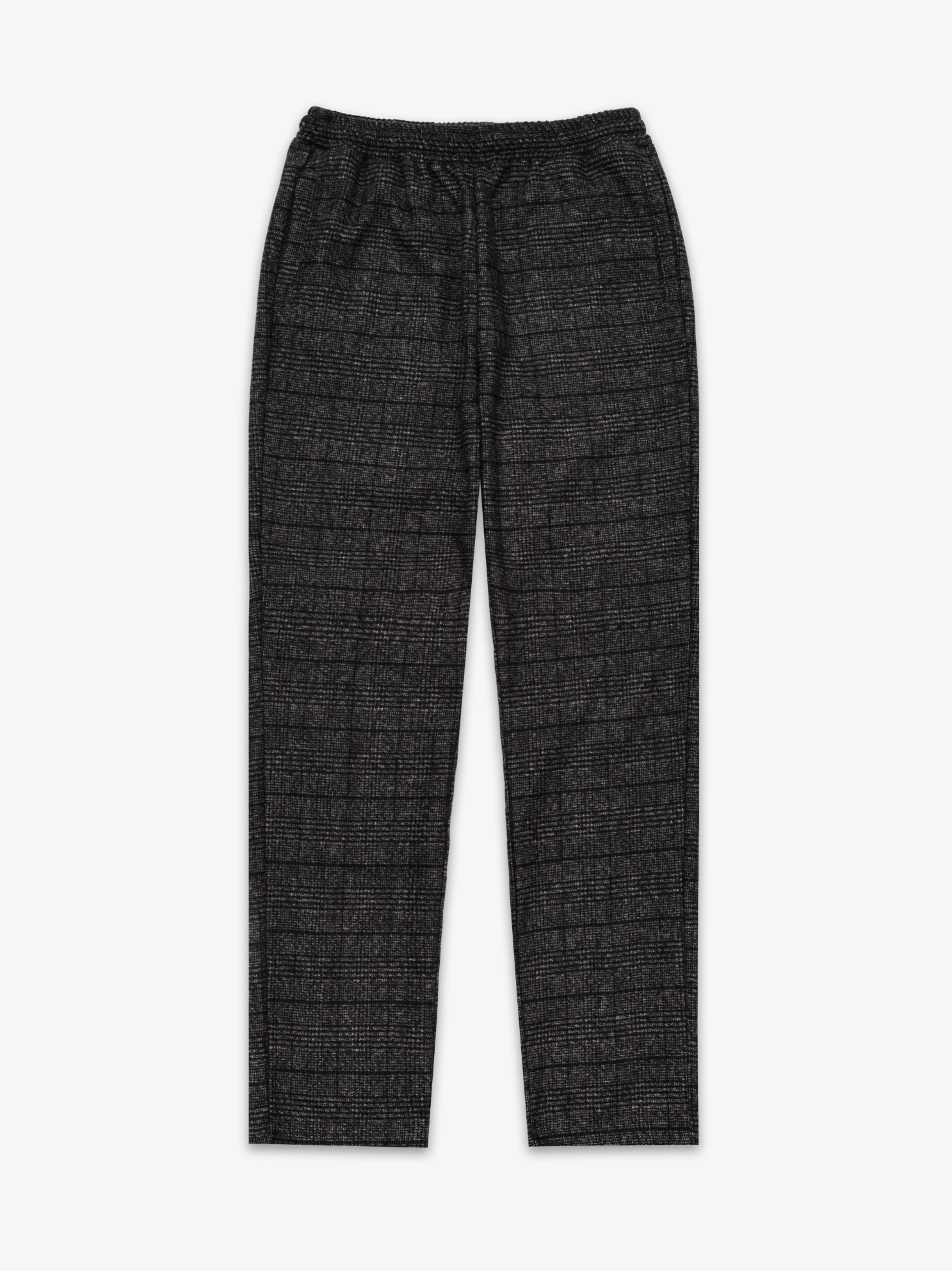 3-DIMENSIONAL PANTS(WOOL CHECK)