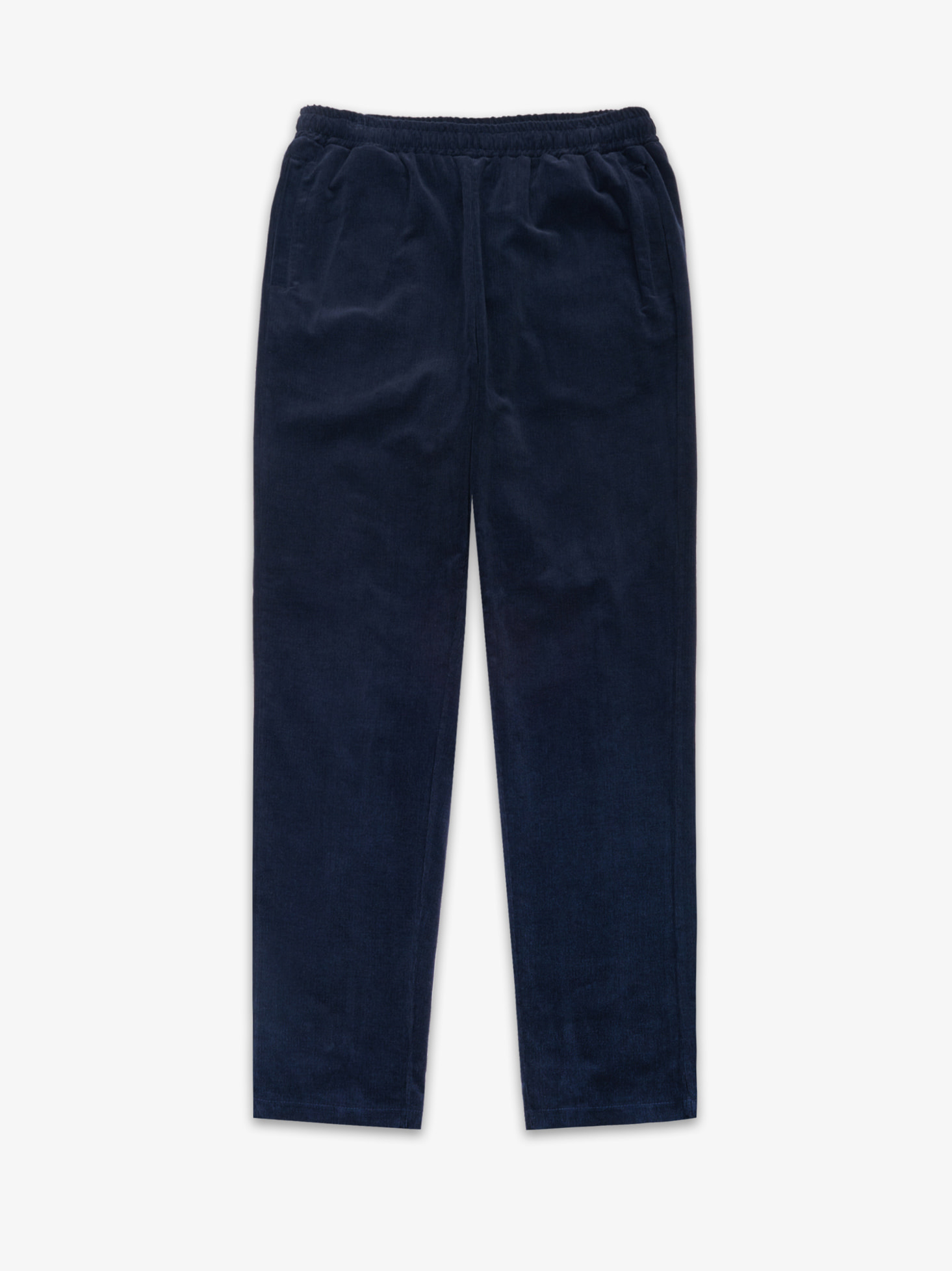 3-DIMENSIONAL PANTS(NAVY CORDUROY)