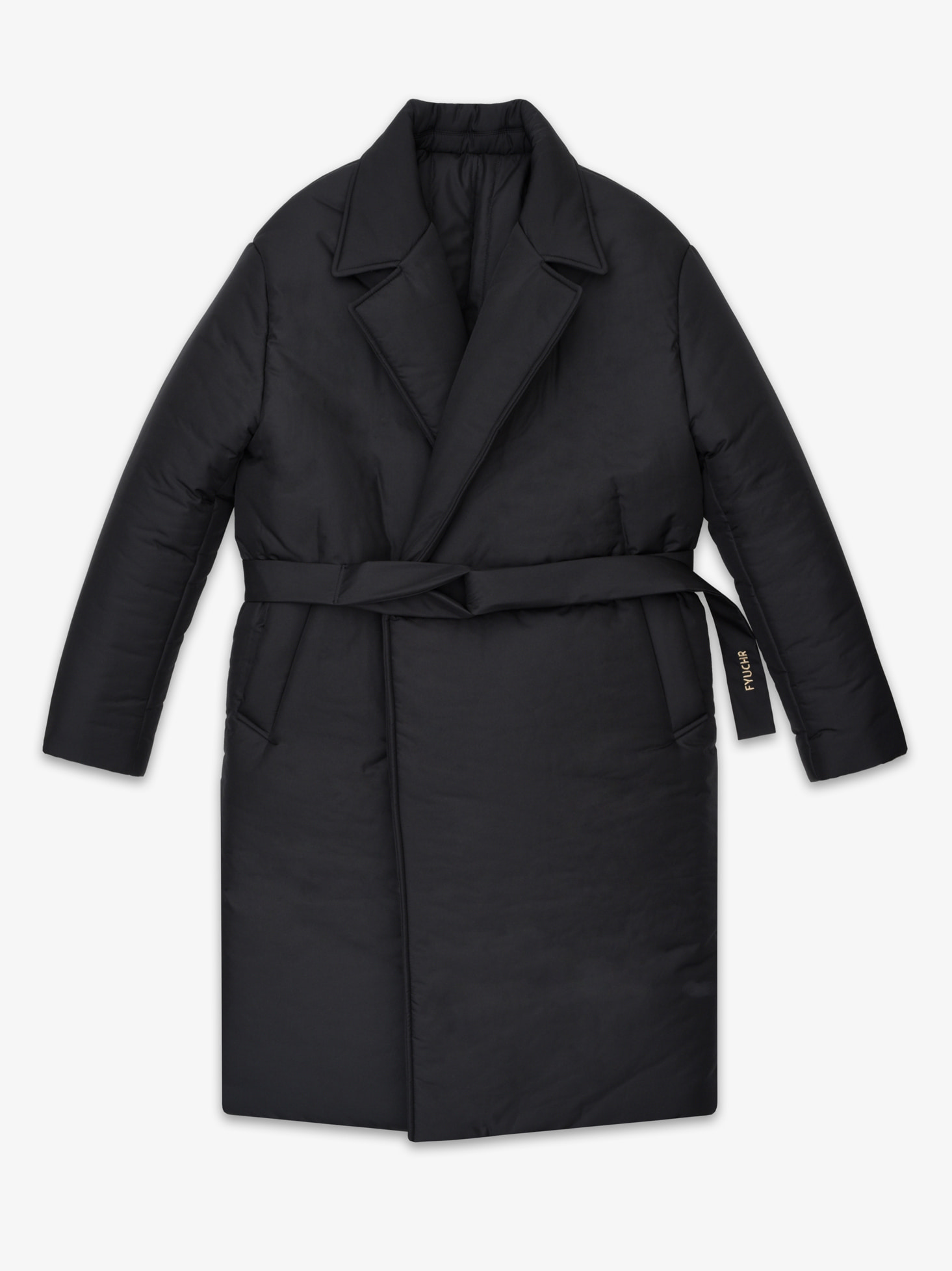 PADDED PUFFER COAT